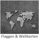 Weltkarten & Flaggen